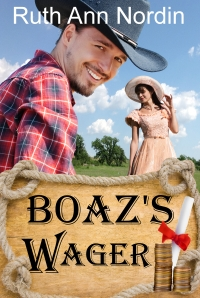 boaz's wager ebook cover
