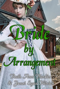 Bride by Arrangement ebook cover