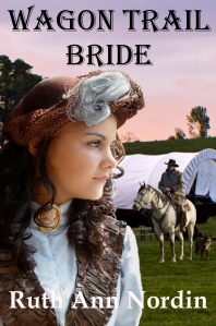 wagon trail bride ebook cover