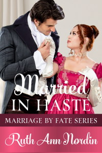 Married In Haste ebook cover 3