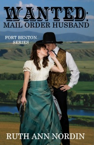 Wanted Mail Order Husband ebook cover