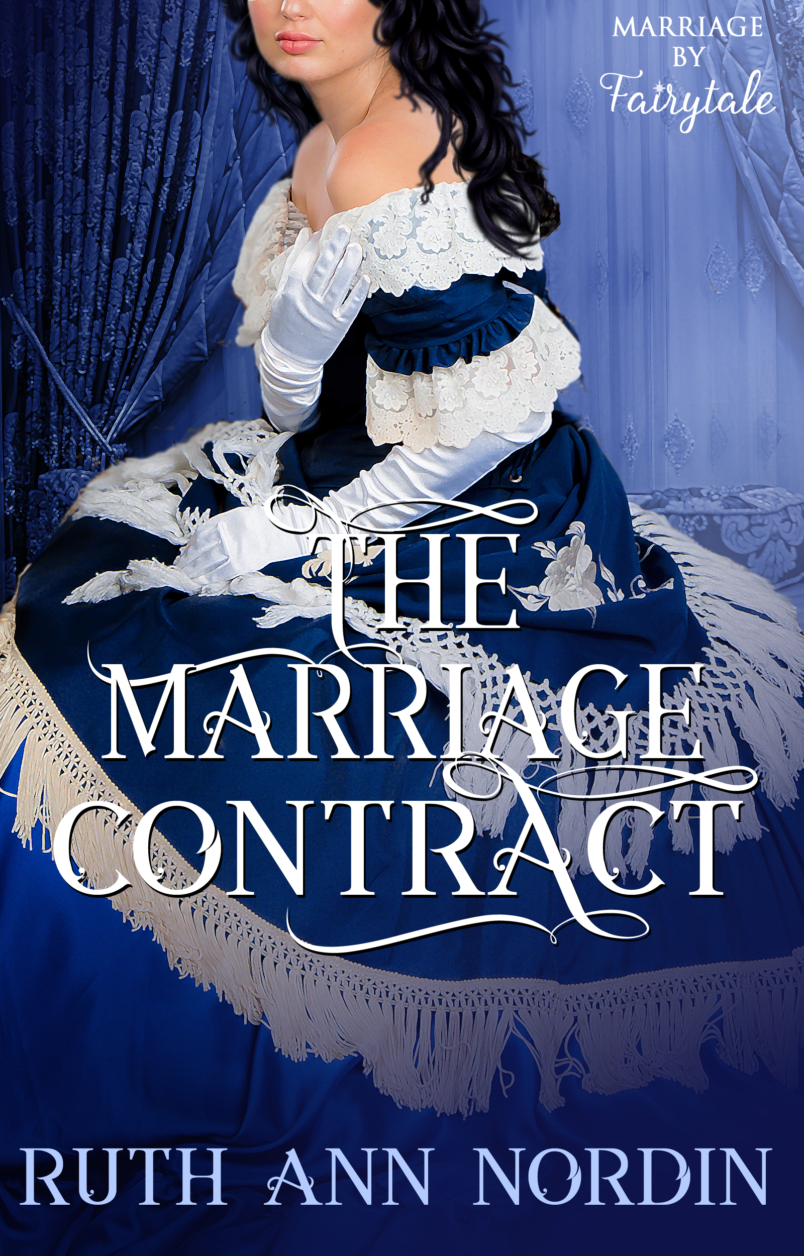 The Marriage Contract new ebook cover