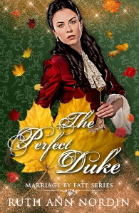 The Perfect Duke Ebook Cover