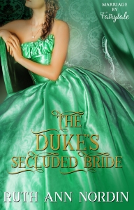 The Duke's Secluded Bride ebook cover