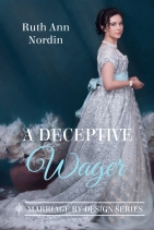 A Deceptive Wager ebook cover