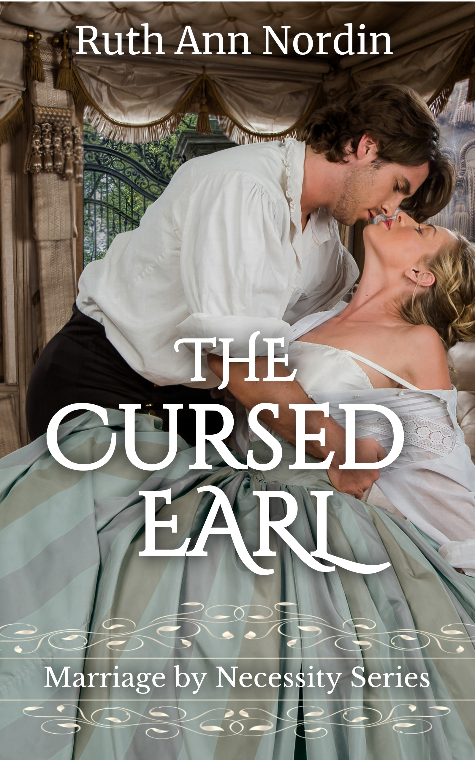 The Cursed Earl ebook cover